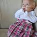 Scarlette :: 5 Months | Pleated Skirt Love