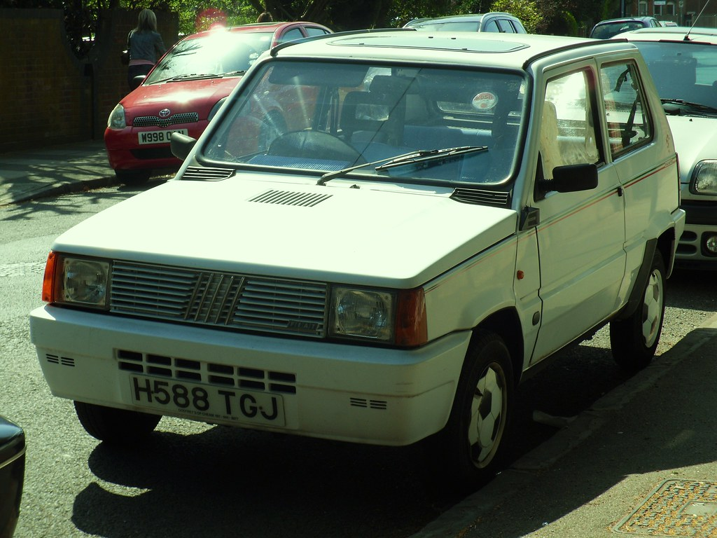 1990 fiat panda italia 90 if there 39 s one fiat panda i hav flickr. Black Bedroom Furniture Sets. Home Design Ideas