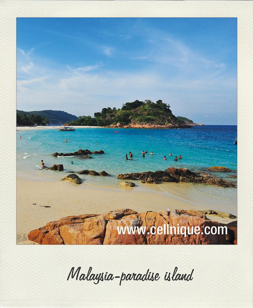 Malaysia Beaches: Cellnique- Malaysia Beach