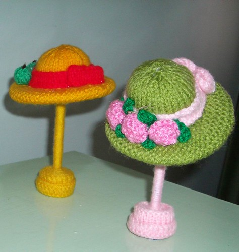 Pin Cushion Hats | by maisonburke