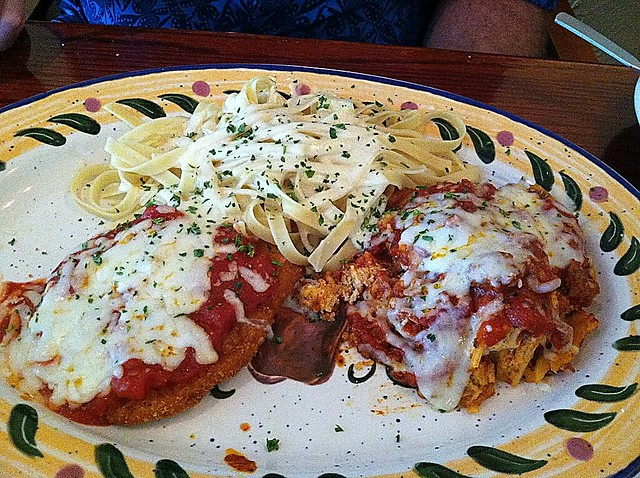 Olive Garden Tour Of Italy Entree Ocala Flickr Photo Sharing