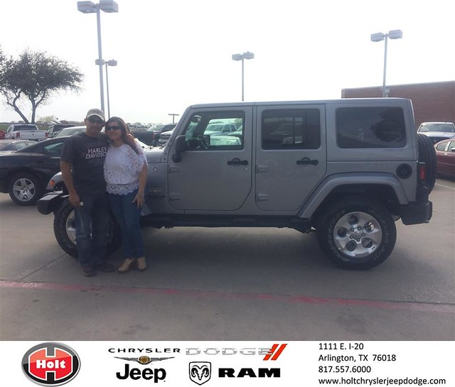 to cesar amaya from yanel martinez at holt chrysler jeep dodge. Cars Review. Best American Auto & Cars Review