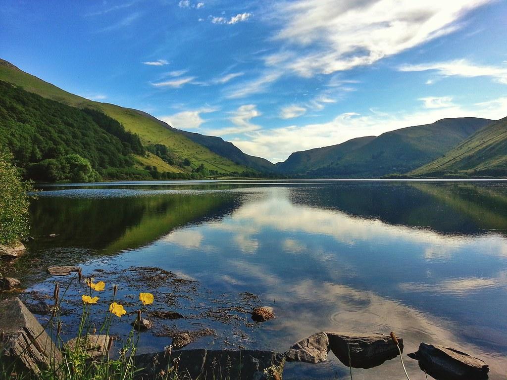 Howie Talyllyn Lake Talyllyn Lake On The Way Home From Work