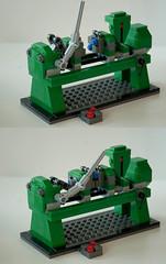 Moulding Machine - Exclusive - Little Action