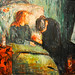 Edvard Munch - The Sick Child, 1907 at Tate Modern Art Gallery London England