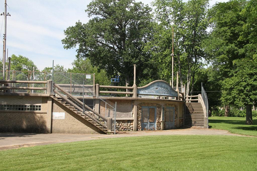 Pontiac IL Camp Humiston Pool Wesley Bintz Pool