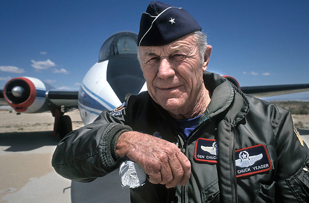 chuck yeager - photo #16