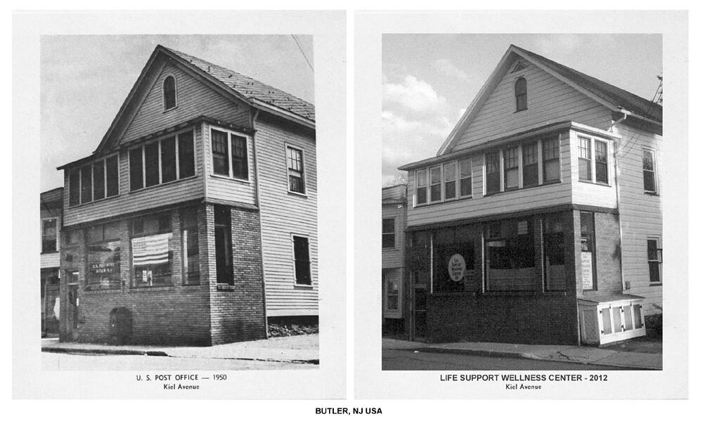 Butler nj post office 1950 2012 the 1950 butler nj for Butlers kiel