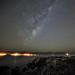 Milky Way seen from Seatoun