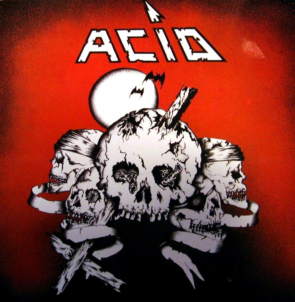 Acid Acid 1983 Monster Man Flickr