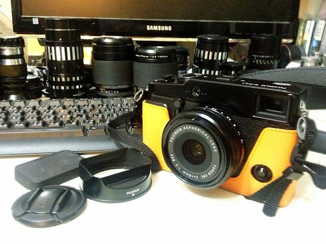 塔門遊 Fujifilm xpro-1 XF 18mm f2 R