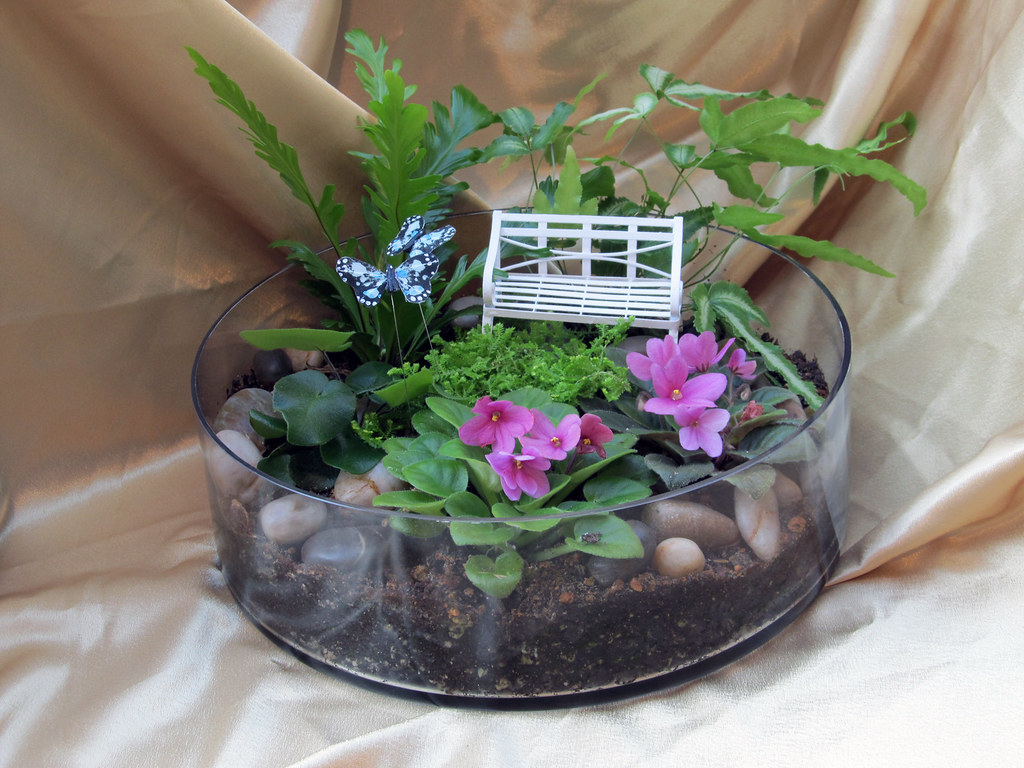 Fairy Garden Ideas Pictures