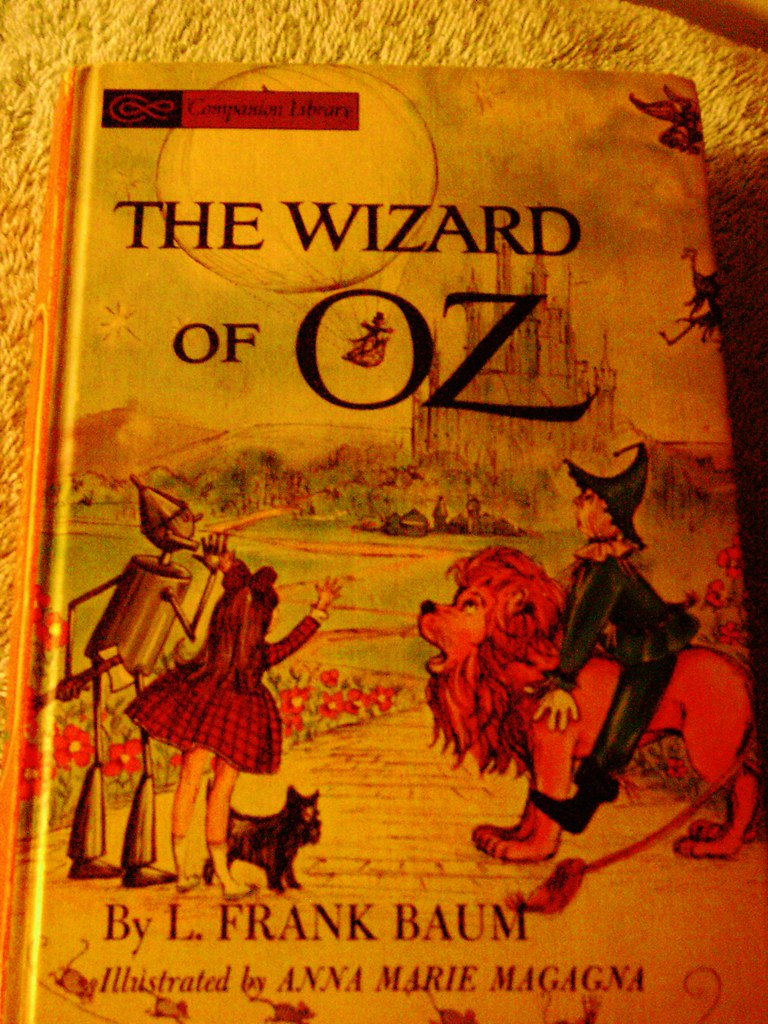 Homework help writing a report on the wizard of oz