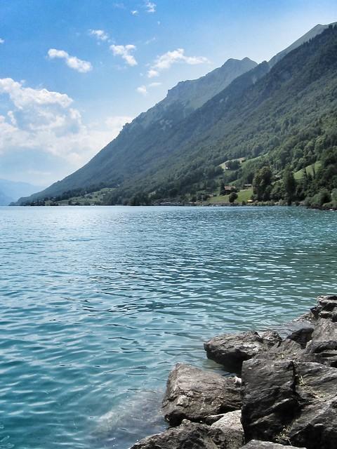 Lac de brienz il est temps de faire une pause et une - Lac de brienz ...