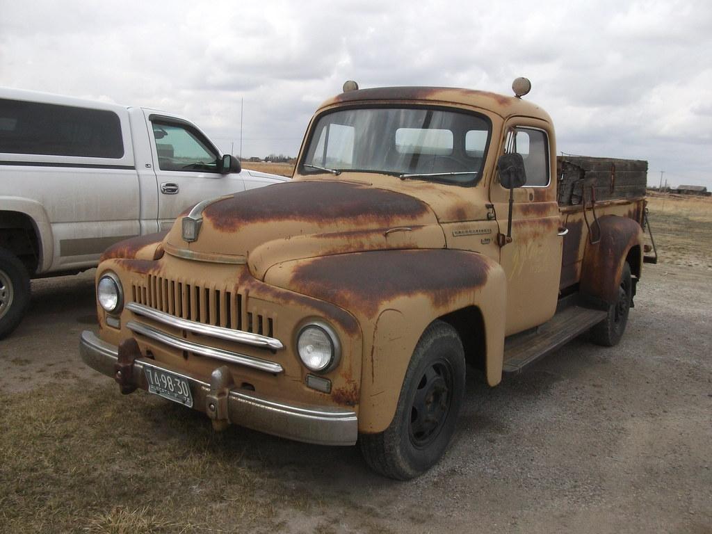 International Pickup Truck For Sale >> International L-130 truck | Fantastic old International L-13… | Flickr