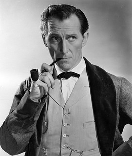 Peter Cushing | by cinebeats