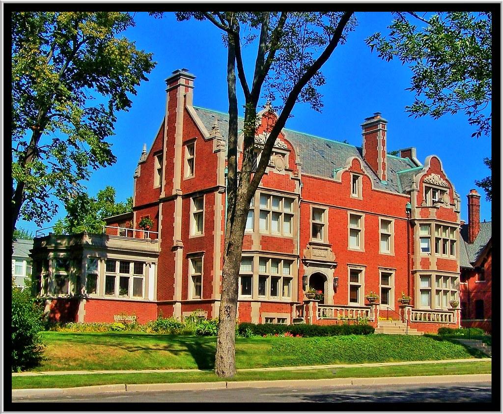 2409 N Wahl St Milwaukee Wi Robert Nunnemacher Masion