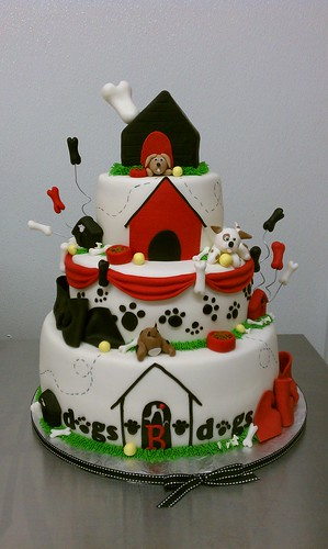 Dog Birthday Cake Houston Tx