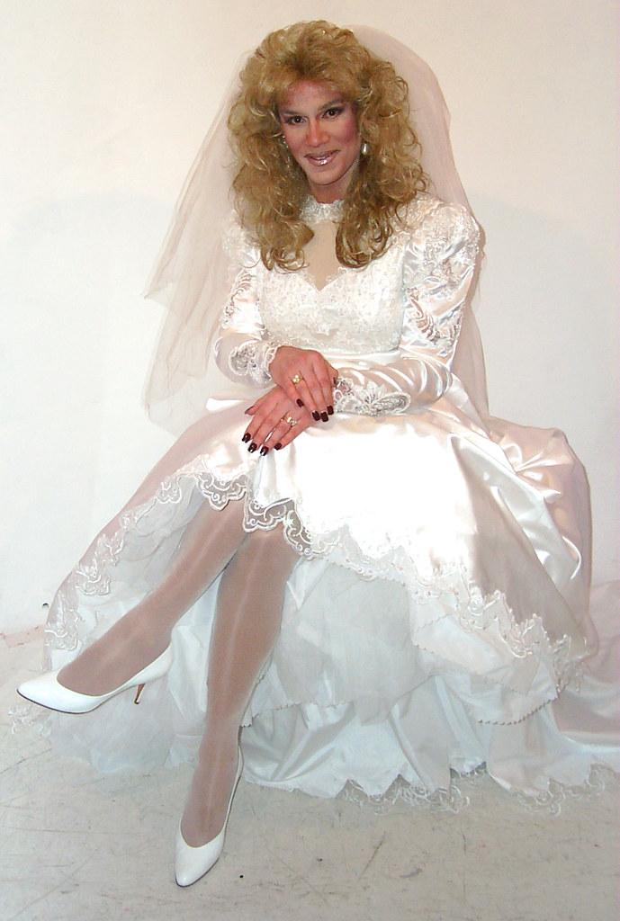 Bridal gown 101 michelle monroe flickr for Lingerie for wedding dress