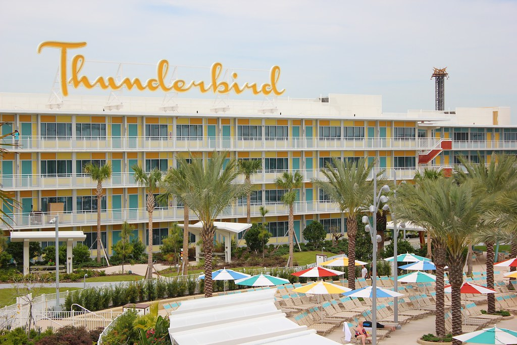 Map of Cabana Bay Beach Resort Cabana Bay Beach Resort at