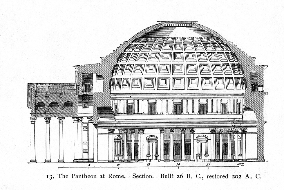 coloring pages of roman buildings - photo#41