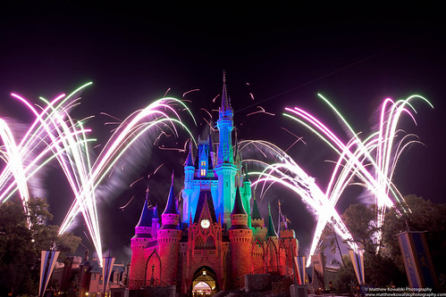 Lighting Up The Castle | by Matthew Kowalski
