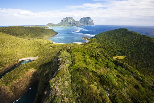 Lord Howe Island | by IUCNweb