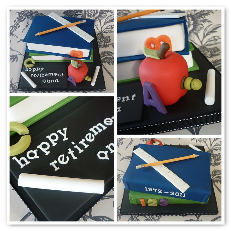 Back To School Cake Images