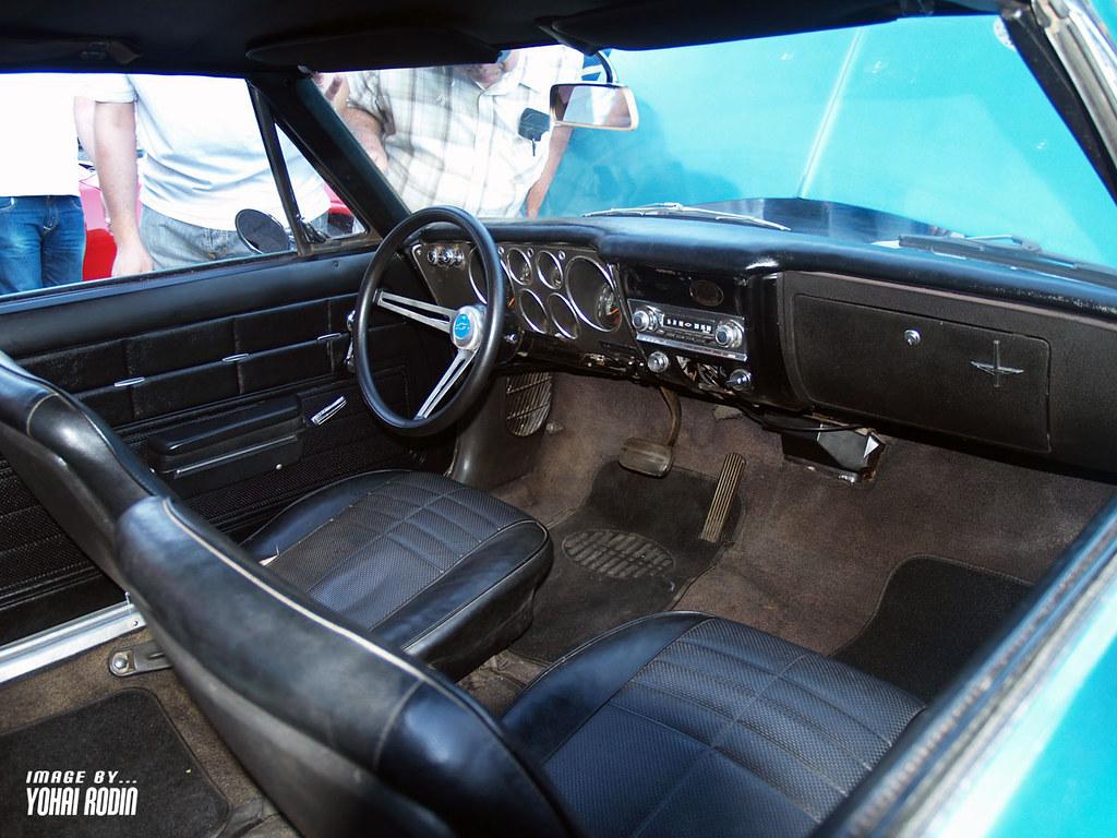 1968 Chevrolet Corvair Monza Interior Yohai Rodin Flickr