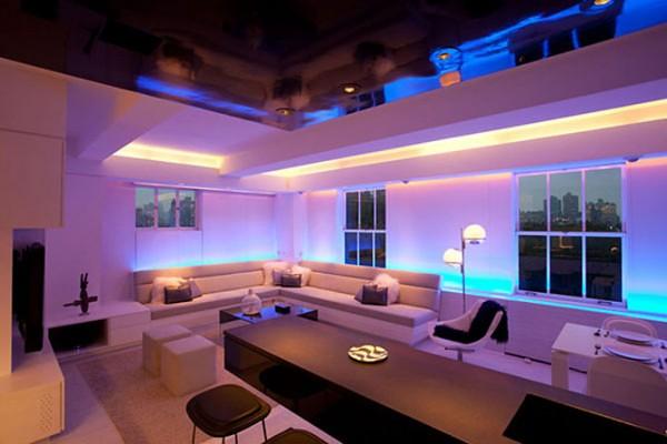 Iluminaci n led un estilo futurista for Iluminacion led malaga