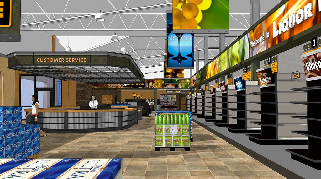 Conceptual Design Rendering | Interior 3D Design | 3D Deco ...