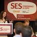 Lyndsay Walker speaking to Enterprise Level SEO