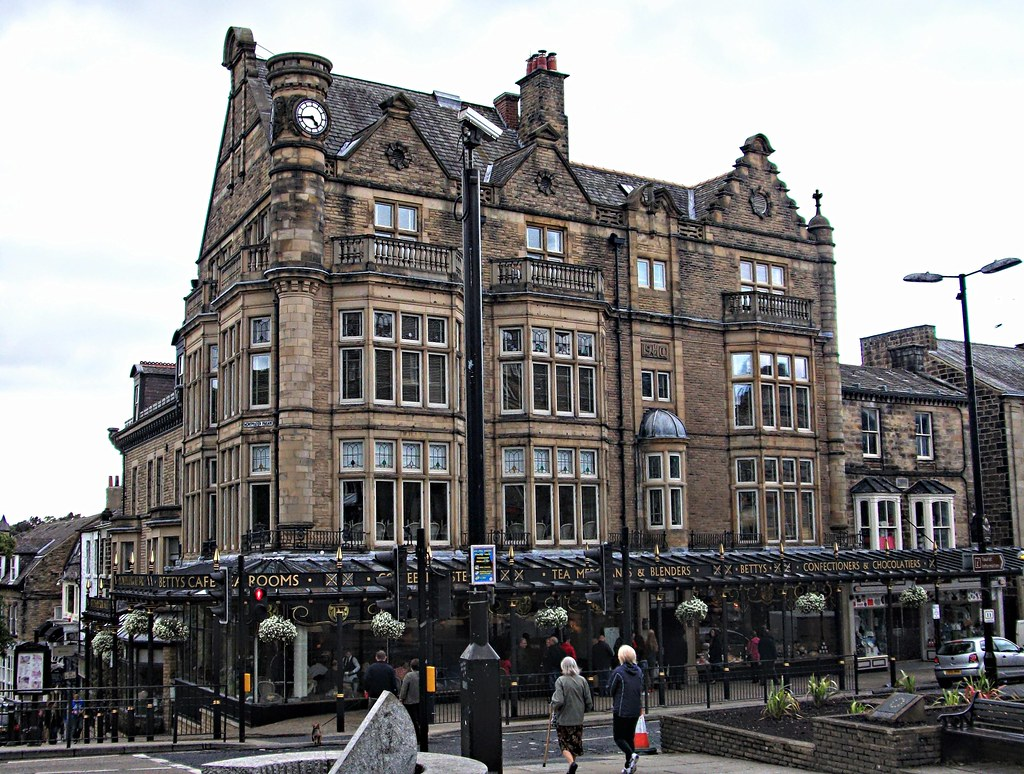 Bettys harrogate 2 if you are in harrogate you have to for Bettys fish and chips