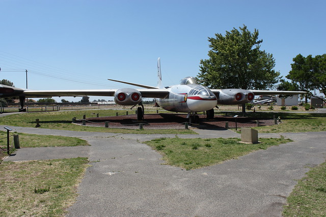 North American B-45A Tornado