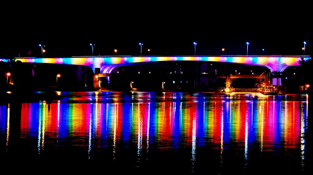 35W Rainbow Pride Bridge DSC03684-T | MillCityTimes.com ...