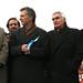 Mauricio Macri inaugura aliviador del arroyo Maldonado (3 de 4)