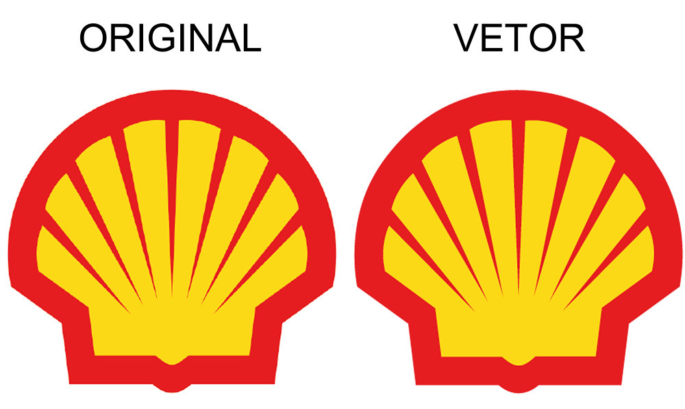 logo shell vetorizado trabalho acad234mico priscilla