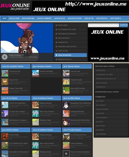 jeux online gratuit
