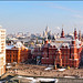 Panorama of Moscow centre