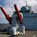 Drill Sea Dart Missiles Onboard HMS Edinburgh