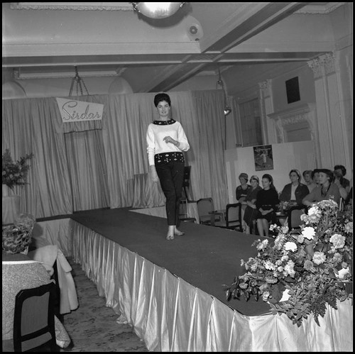 Harrop Brothers Fashion Parade, Newcastle 1960 | by Tyne & Wear Archives & Museums