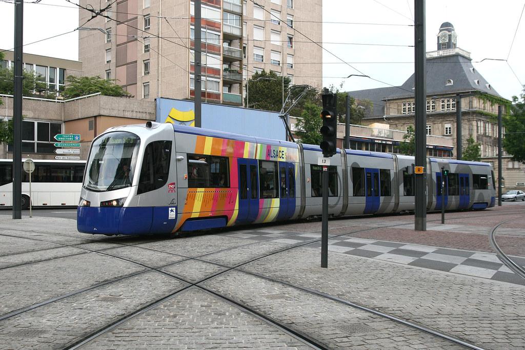 sncf tt18 mulhouse tram train porte jeune 03 06 11 por flickr. Black Bedroom Furniture Sets. Home Design Ideas