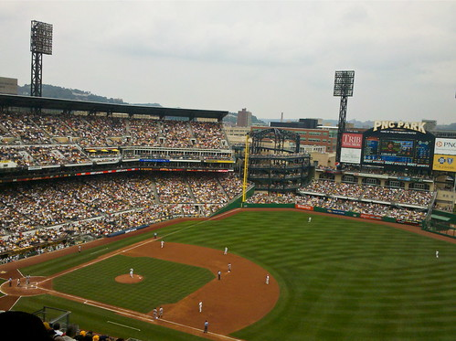 PNC Park | by nytesong
