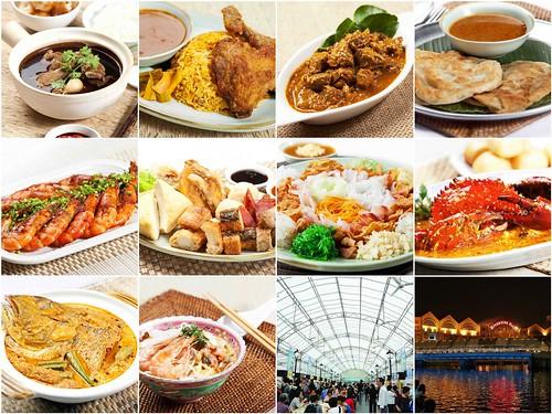 Singapore Food Festival Village @ Singapore River