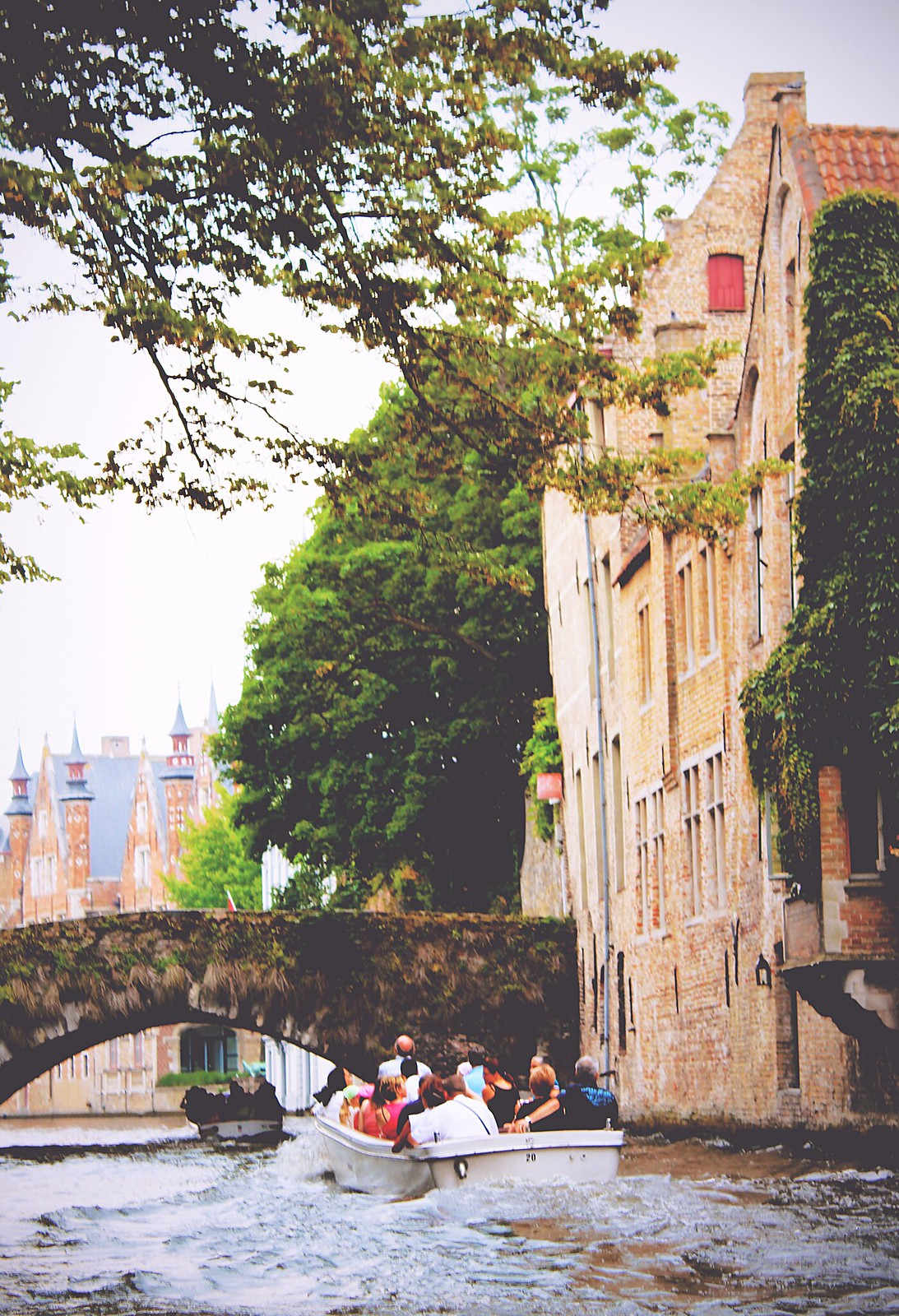 Op zoek naar een leuke bestemming voor een weekendbreak in de herfst? Ga naar Brugge! | via It's Travel O'Clock
