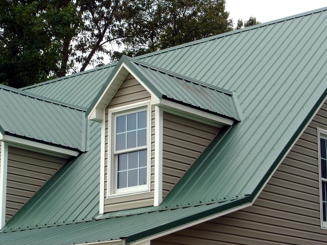 There Are Several Types Of Metal Used For Roofing: Copper, Aluminum, Steel,  Zinc, Etc. Even Though Metal Roofs Are A Significant Financial Investment,  ...