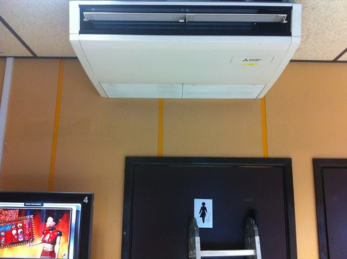 Mitsubishi Electric Pca Rp50 5kw Under Ceiling Suspended
