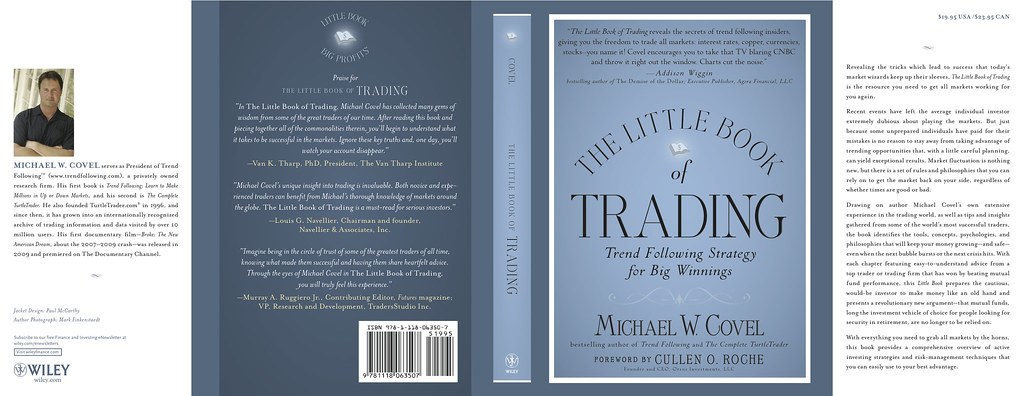 The little book of trading trend following strategy for big winnings pdf