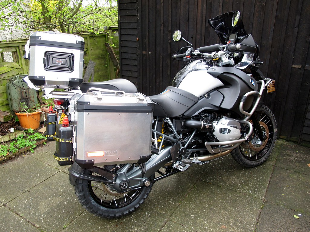 "B.M.W R1200GS Adventure ""Triple~Black"" 