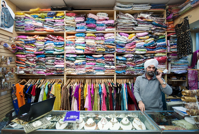 Saris and jewelry jackson heights queens flickr photo for Indian jewelry queens ny